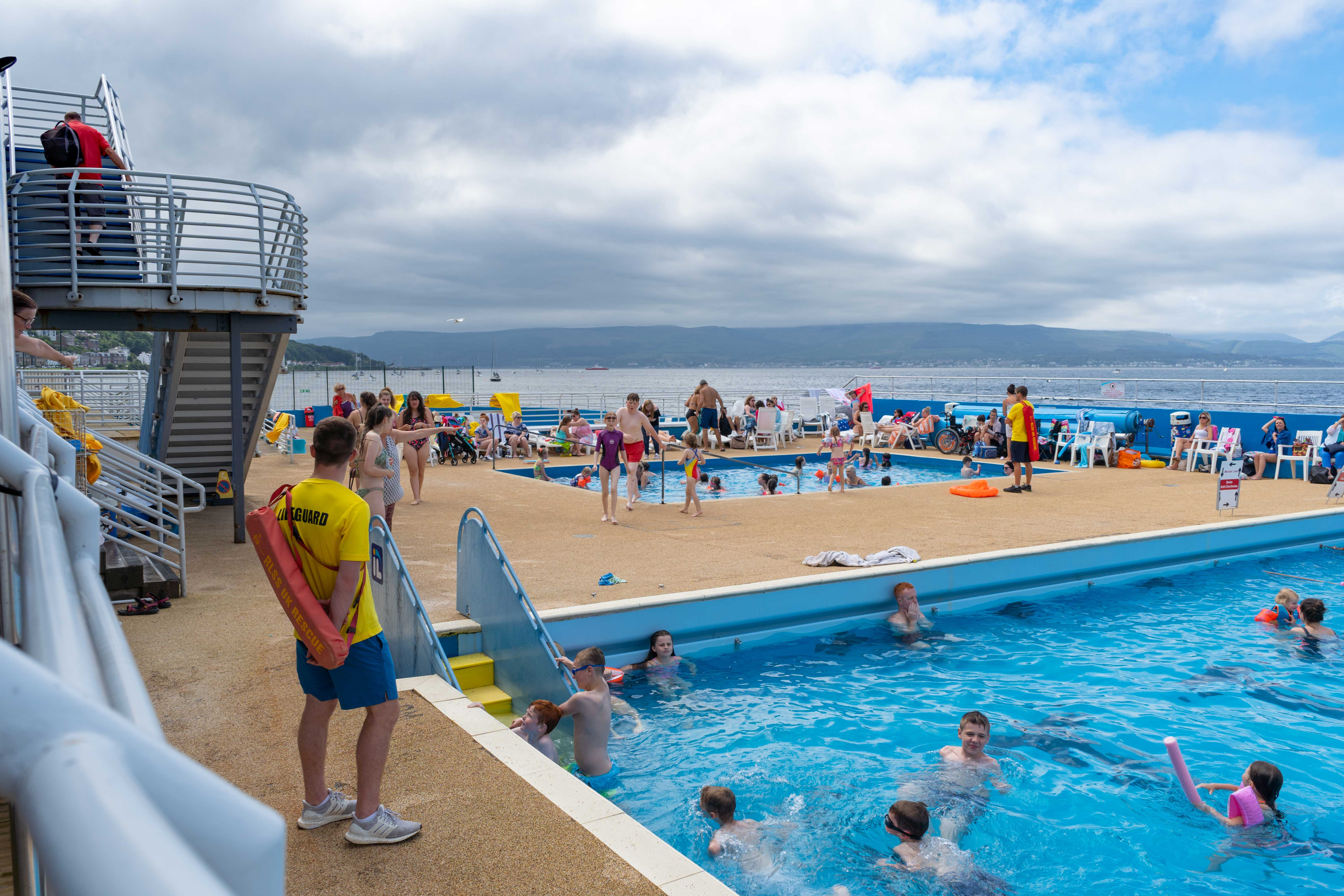 Gourock Pool 2