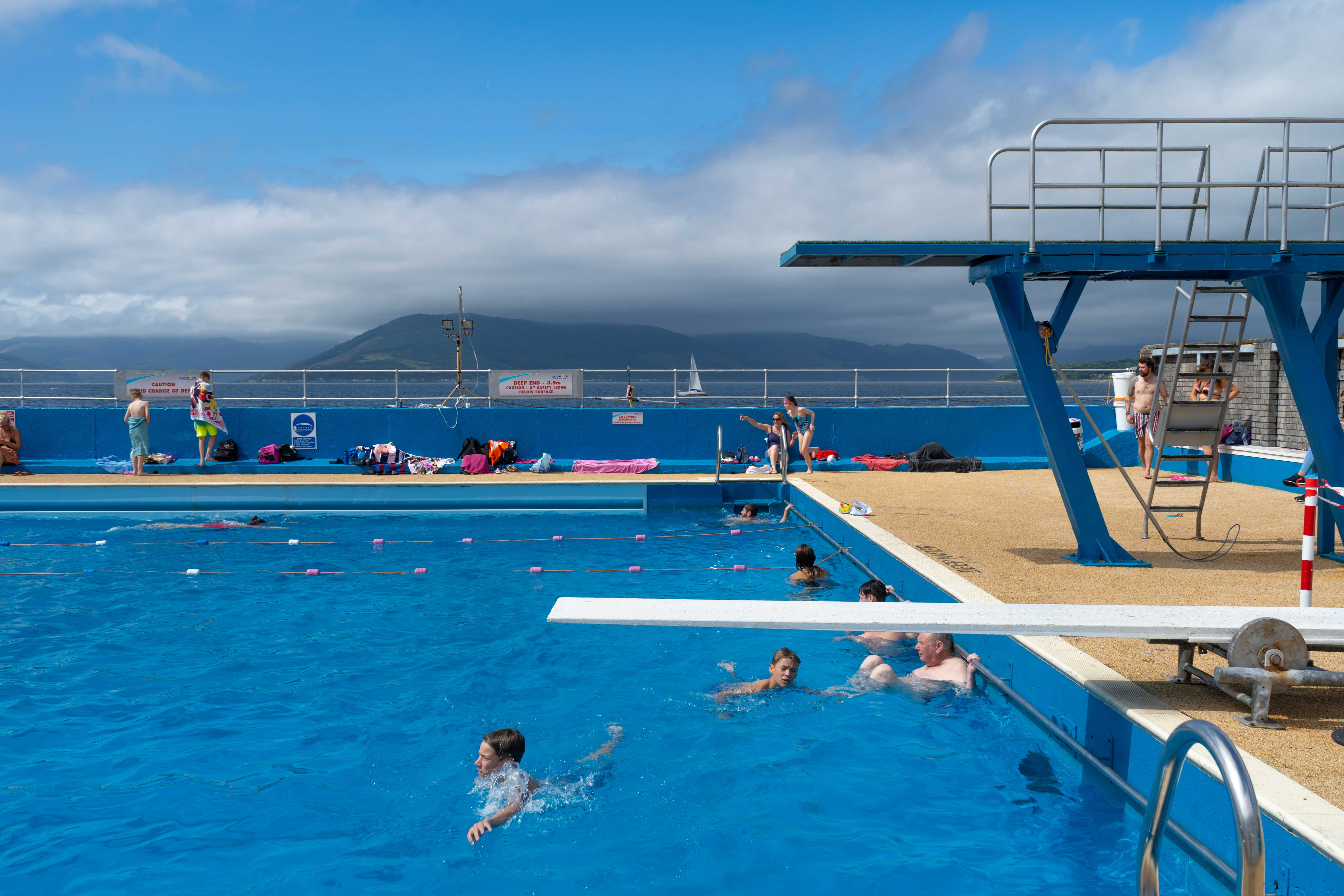 Gourock Pool 4