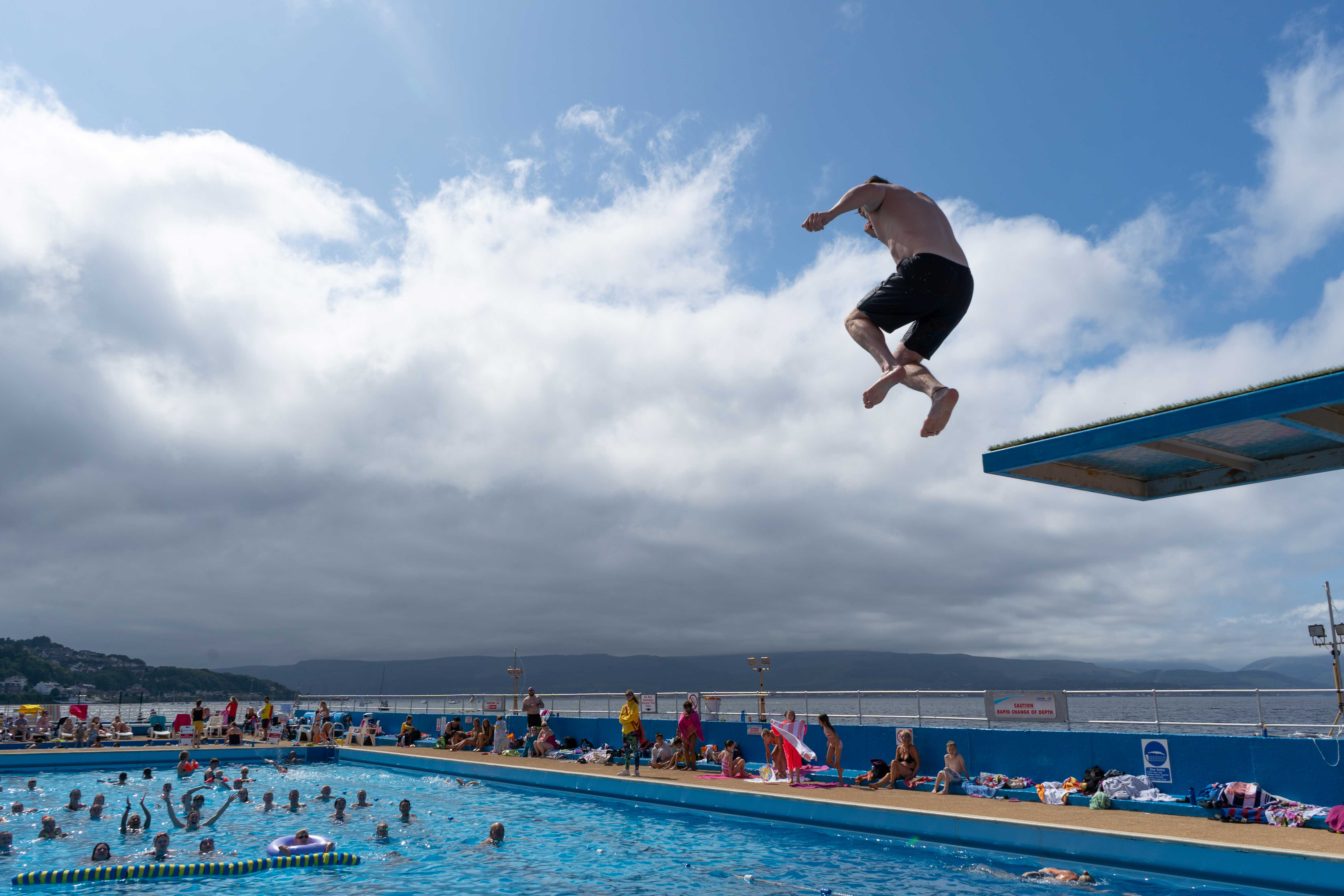Gourock Pool 1