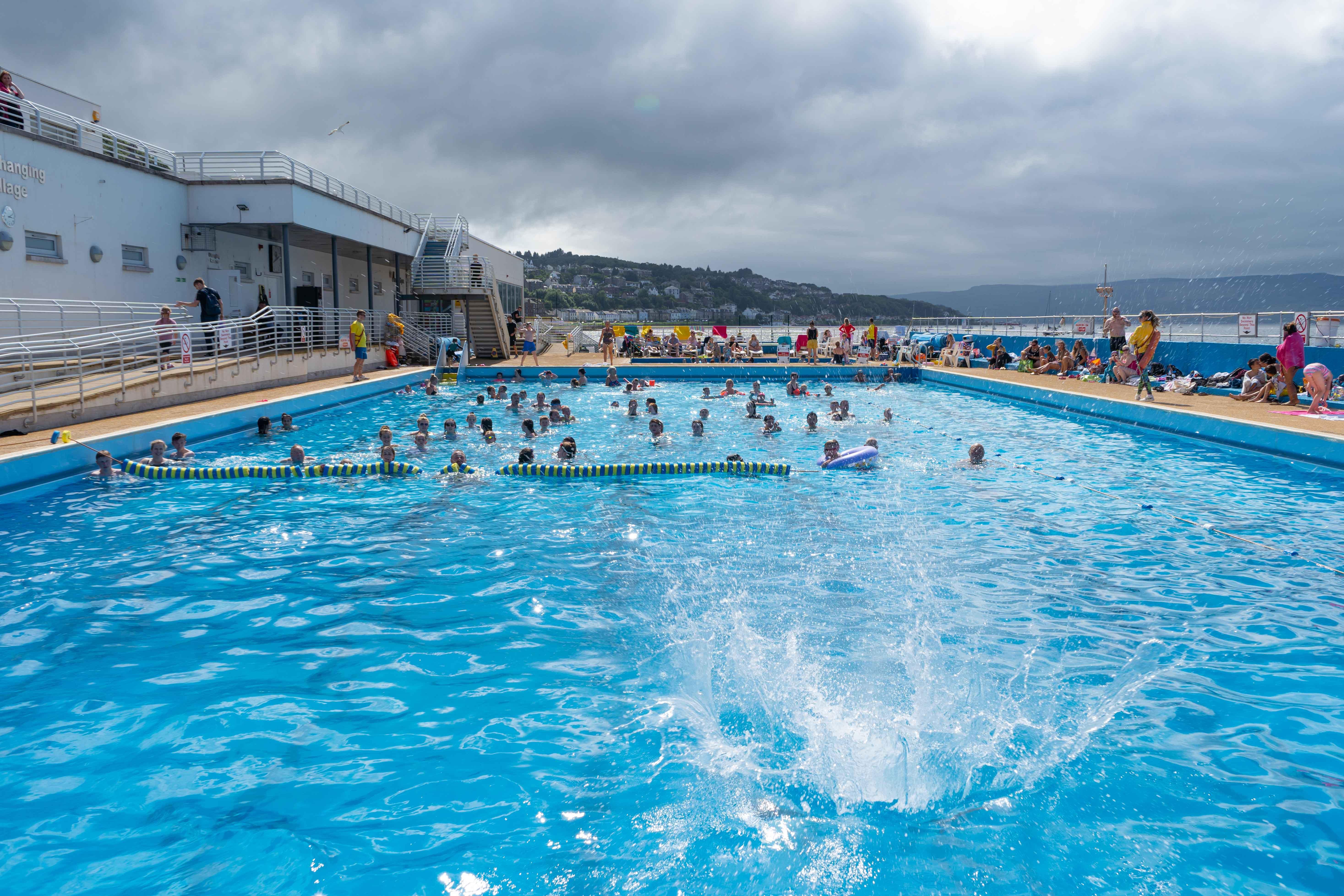 Gourock Pool 5